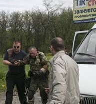 Bị lực lượng ly khai phục kích, 4 binh sĩ Ukraine thiệt mạng