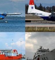 Vụ máy bay mất tích: Hải quân Việt Nam có thể lặn 80m tìm kiếm
