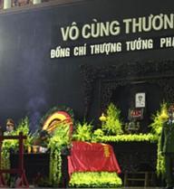 Gia đình Thượng tướng Phạm Quý Ngọ gửi lời cảm ơn