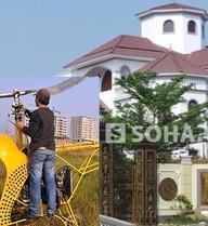 Sao không chế tạo trực thăng trong sân nhà ông Truyền?
