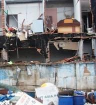 Hỗ trợ gia đình nạn nhân trong vụ nổ kinh hoàng ở TP.HCM