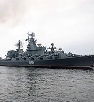 Hạm đội Biển Bắc chuẩn bị nhận tàu tuần dương lớp Slava