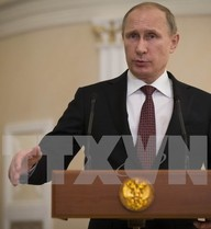 Nga cáo buộc Phương Tây muốn lật đổ chính quyền Tổng thống Putin