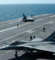 Ấn Độ chuẩn bị mua 36 máy bay chiến đấu Rafale của Pháp?