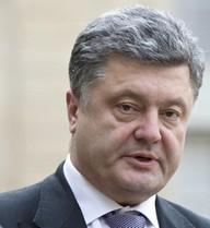 Tổng thống Poroshenko muốn cô lập quân ly khai khỏi Nga