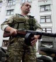 Quân ly khai Luhansk giành quyền kiểm soát biên giới Nga – Ukraine