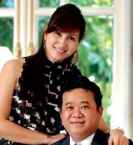Những cặp vợ chồng giàu nhất Việt Nam