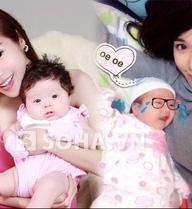 Hot girl Việt thay đổi rõ rệt sau khi làm mẹ