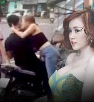 Bà Tưng gây sốc khi cưỡng hôn hàng loạt đàn ông lạ trên phố