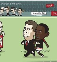 Quấn quýt với Martial, Van Gaal bỏ rơi Rooney