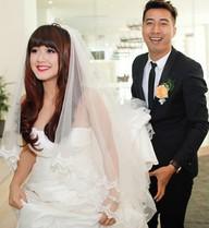 Cận cảnh nhan sắc vợ hot girl xinh đẹp của OnlyC