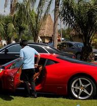 4 thiếu gia Việt mê Ferrari