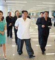 Ông Kim Jong-un xử tử kiến trúc sư thiết kế sân bay?