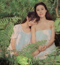 2 cô gái Sài thành đẹp mong manh, huyền ảo làm dân mạng ngất ngây