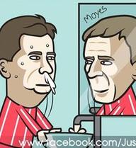 """Hé lộ """"bộ mặt thật"""" của Van Gaal"""