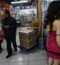 """Búp bê tình dục y như người thật """"nở rộ"""" trên đất Trung Quốc"""