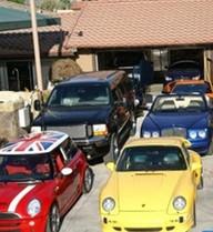 Ngắm bộ sưu tập siêu xe khủng của những chàng rể đại gia showbiz Việt