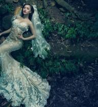 DJ hot nhất Hà Nội quá sexy khi mặc váy cưới