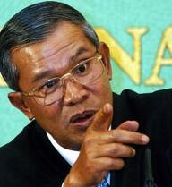 """Ông Hun Sen gọi lãnh đạo đối lập CNRP là """"thủ lĩnh lũ trộm cắp"""""""
