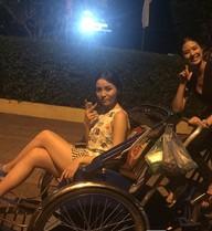 Hoa hậu Kỳ Duyên và câu chuyện cách nhà 700 km