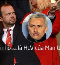 """""""Sếp"""" Man United nói về Mourinho khiến tất cả bất ngờ"""