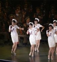 Báo Hàn: Ban nhạc Triều Tiên hủy diễn vì ông Tập không dự
