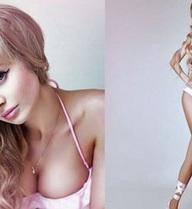 Người mẫu Nga trải lòng chuyện bị nuôi như 'búp bê sống'