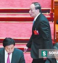 """10 phút """"quyền lực số 2"""" rời phiên báo cáo của Thủ tướng TQ có bất thường?"""