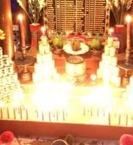 64 ngọn nến ở đảo Sinh Tồn tưởng nhớ liệt sĩ Gạc Ma