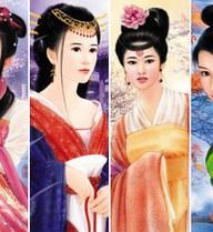 """Ngã ngửa với những khuyết điểm ngoại hình của """"tứ đại mỹ nhân"""" trứ danh của Trung Quốc"""