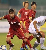 Box TV: Xem TRỰC TIẾP Nữ Việt Nam vs Nữ Singapore (18h30)