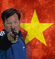 Hoàng Xuân Vinh lọt top 5 cuộc lật đổ táo bạo tại Olympic