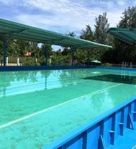 Trường có 9 học sinh đuối nước được xây dựng hồ bơi