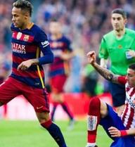 Box TV: Xem TRỰC TIẾP Barca vs Atletico (03h00)