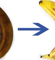 Cách hồi sinh trái chuối vừa thâm, vừa đen vì héo thành chuối vàng tươi ăn được