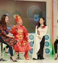 NSƯT Chí Trung khen vai của Tự Long trong Táo quân 2016
