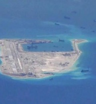 Trung Quốc đã xây dựng lực lượng đủ sức mạnh chi phối tại Biển Đông