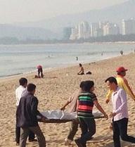 Đã đưa thi thể nạn nhân chết trên biển về Cà Mau