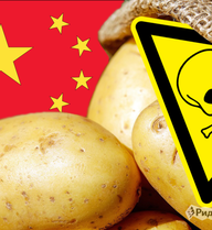 Chấn động: Rau quả Trung Quốc đầu độc hàng trăm trẻ em Nga, đã phát hiện bằng chứng