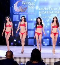 Hai mỹ nhân cao 1m80 bị loại khỏi Hoa hậu Bản sắc Việt
