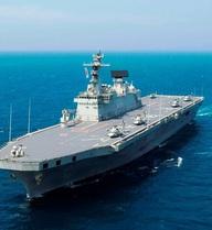 Tàu đổ bộ tấn công tốt nhất châu Á của Hải quân Hàn Quốc
