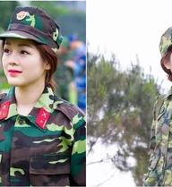 """Lộ diện nữ quân nhân xinh đẹp khiến dân mạng Việt """"đau đầu"""" tìm kiếm"""