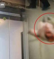 """Thang máy """"mở nhầm cửa"""", hai mẹ con rơi tự do 26 tầng tử vong"""