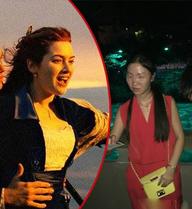 Bắt chước cảnh lãng mạn như trong Titanic, đôi tình nhân trẻ không ngờ có cái kết khó quên