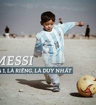 Hãy cảm ơn cuộc đời vì Messi vẫn còn chơi bóng