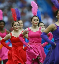 Lễ khai mạc Euro 2016 cuồng nhiệt và đầy sắc màu