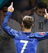 Sau Ronaldo và Messi, đây mới là kẻ xưng bá bóng đá thế giới