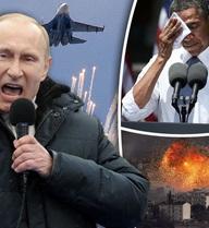7 bước đi bất thường của Nga: Cảnh báo chiến tranh tổng lực với Mỹ sắp xảy ra!