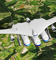 Đến Da Vinci cũng phải trầm trồ với dự án thể hiện đẳng cấp hàng không của Thụy Sĩ