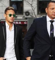 May hơn Messi, Neymar không bị điều tra hình sự